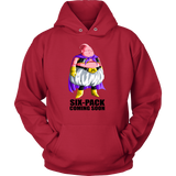 Super Saiyan - Fat Buu six pack coming soon - Unisex Hoodie T Shirt - TL00882HO