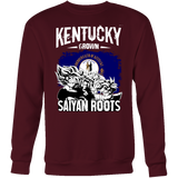 Super Saiyan Kentucky Grown Saiyan Roots Sweatshirt T shirt - TL00152SW