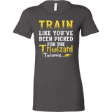 Harry Potter -  Train like you 've been picked for the triwizard tournament - Woman Short Sleeve T Shirt - TL00969WS