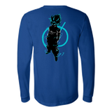 Super Saiyan Goku God Long Sleeve T shirt -TL00206LS