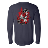 Super Saiyan Vegeta 4 Long Sleeve T shirt - TL00227LS