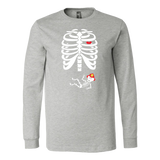 Halloween - Fire - Men Long Sleeve T Shirt - TL00706LS