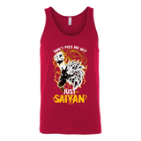 Super Saiyan Goku Dragon Fist Unisex Tank Top T Shirt - TL00036TT