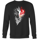 Bleach - Hollow Ichigo - unisex sweatshirt t shirt - TL00857SW - The TShirt Collection