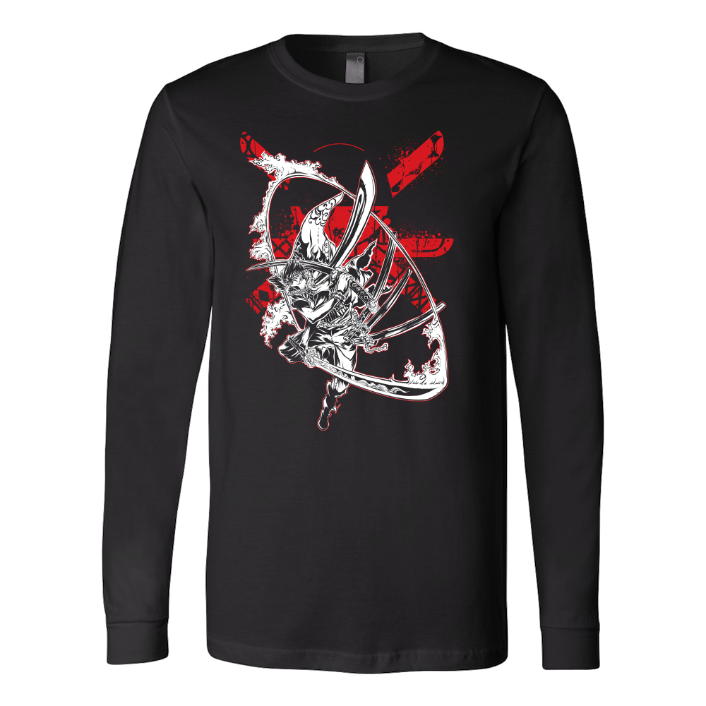 One Piece - Zoro - Unisex Long Sleeve T Shirt - TL00912LS