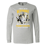 Super Saiyan Vermont Long Sleeve T shirt - TL00105LS