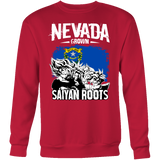 Super Saiyan Nevada Grown Saiyan Roots Sweatshirt T shirt - TL00155SW