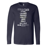 Harry Potter - After all this time , always - unisex long sleeve t shirt - TL00967LS