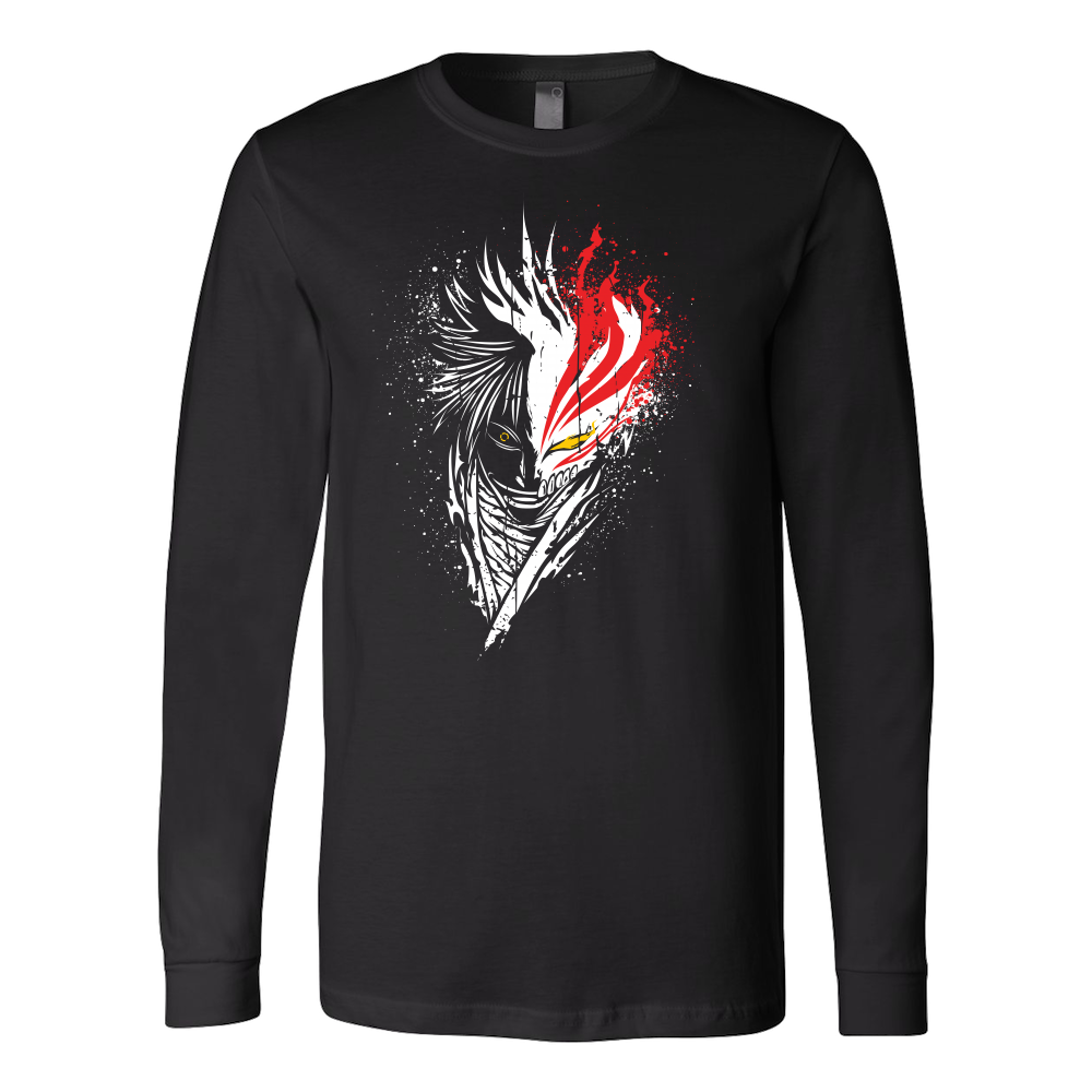 Bleach - Hollow Ichigo - Unisex Long Sleeve T Shirt - TL00857LS - The TShirt Collection