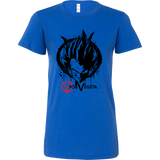 Super Saiyan Vegeta V vendetta Woman Short Sleeve T Shirt - TL00542WS