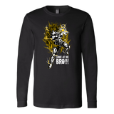 Super Saiyan Vegeta 3 Long Sleeve T shirt - TL00122LS