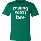 Halloween - resting witch face - Men Short Sleeve T Shirt - TL00755SS