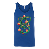 Super Saiyan Shenron with balls Unisex Tank Top T Shirt - TL00119TT