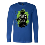 Super Saiyan Broly Legendary Long Sleeve T shirt - TL00018LS