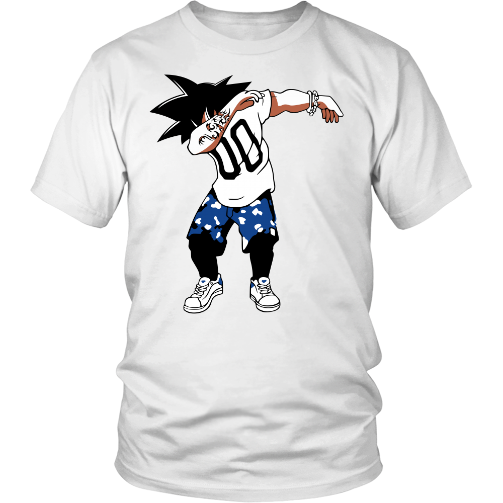 Super Saiyan - Goku DAB Dance - Men Short Sleeve T Shirt -TL00233SS