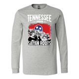 Super Saiyan Tennessee Grown Saiyan Roots Long Sleeve T shirt - TL00148LS