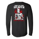Super Saiyan Majin Buu Fall from Heaven Long Sleeve T shirt - TL00436LS