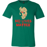 Halloween - No lives matter - Men Short Sleeve T Shirt - TL00730SS