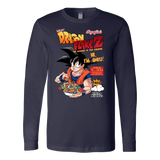 Super Saiyan- Super saiyan goku dragon flake z cereal  - Unisex Long Sleeve T Shirt - TL01311LS