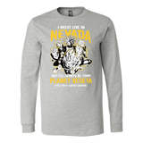 Super Saiyan Nevada Long Sleeve T shirt - TL00087LS
