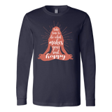 Yoga - Yoga makes me happy - Unisex Long Sleeve T Shirt - TL00893LS