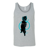 Super Saiyan Goku God Unisex Tank Top T Shirt -TL00206TT