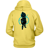 Super Saiyan Vegeta God Unisex Hoodie T shirt - TL00205HO