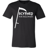 Halloween - Scythed for halloween - Men Short Sleeve T Shirt - TL00756SS