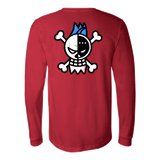 One Piece - Franky symbol - Long Sleeve T Shirt - TL00908LS
