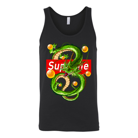 Super Saiyan Shirt - Shenon Supreme - Tank Top  - TL01353TT
