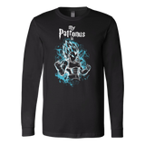 Super Saiyan - My Patronus is Vegeta God Blue - Unisex Long Sleeve T Shirt  - TL00899LS