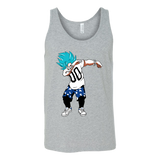 Super Saiyan Goku God Dab Unisex Tank Top T Shirt - TL00467TT