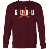 Super Saiyan Sweatshirt T shirt - Goku Air - TL00042SW