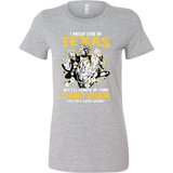 Super Saiyan I May Live in Texas Woman Short Sleeve T shirt - TL00061WS