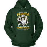Super Saiyan Florida Group Unisex Hoodie T shirt -TL00006HO