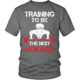 Naruto - Training to be the next hokage - Men Short Sleeve T Shirt - TL01202SS