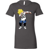 Super Saiyan Goku Dab Woman Short Sleeve T Shirt - TL00466WS