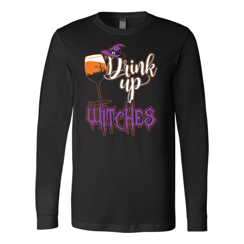 Halloween - Drink up witches - Men Short Sleeve T Shirt - TL00810SS