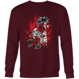 Super Saiyan Vegeta 4 Sweatshirt T shirt - TL00227SW