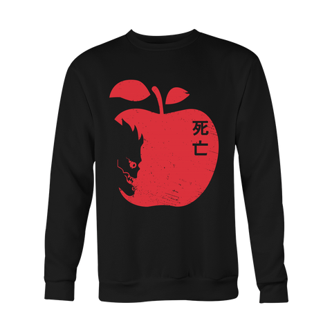 Death Note - The Death Face - Unisex sweatshirt T Shirt - TL01001SW