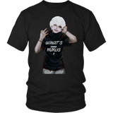 Tokyo Ghoul - WHAT'S 1000 MINUS 7 - Men Short Sleeve T Shirt - TL01275SS
