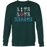 Pet - LIVE RESCUE - Sweatshirt T Shirt - TL00747SW