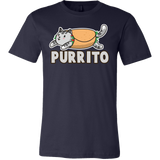 Taco mexican purrito Men Short Sleeve Funny T Shirt - TL00602SS