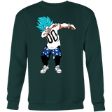 Super Saiyan Goku God Dab Sweatshirt T Shirt - TL00467SW