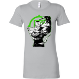 Saiyan Namek Piccolo Woman Short Sleeve T shirt - TL00009WS