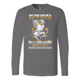 Super Saiyan - It takes someone special to be a super saiyan dad- Unisex Long Sleeve T Shirt - TL01352LS