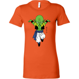 Super Saiyan - Piccolo fusion with Krillin Prilin - Woman Short Sleeve T Shirt - TL00875WS