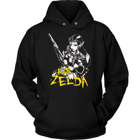 Couple Collection - His Zelda - Unisex Hoodie T Shirt - TL01317HO