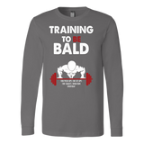 One Punch Man - Saitama Training to be bald - Long Sleeve T Shirt - TL00917LS