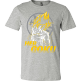 Super Saiyan Her Goku Men Short Sleeve T Shirt - TL00501SS